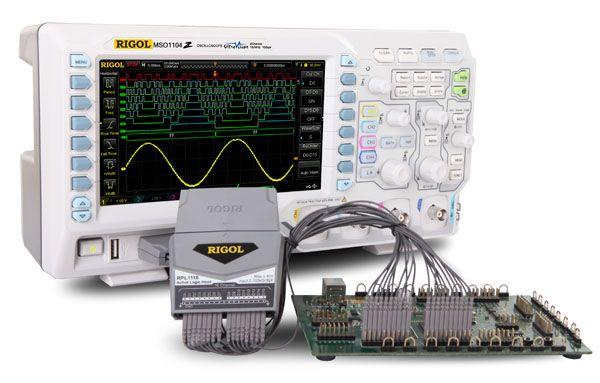 :mso1000z系列混合信号示波器